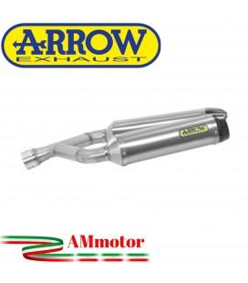 Arrow Aprilia Dorsoduro 900 Terminali Di Scarico Moto Marmitte Thunder Inox Omologati