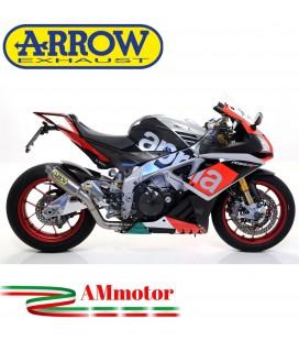 Arrow Aprilia Rsv 4 RR / RF 15 - 2016 Terminale Di Scarico Moto Marmitta GP2 Titanio Omologato