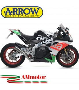 Arrow Aprilia Rsv 4 RR / RF 17 - 2018 Terminale Di Scarico Moto Marmitta Pro Race Titanio Racing