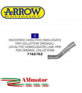 Arrow Aprilia Rsv 4 RR / RF 15 - 2016 Raccordo Catalitico Per Scarico Moto Omologato
