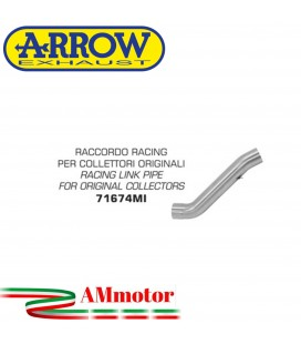 Arrow Aprilia Rsv 4 RR / RF 17 - 2018 Raccordo Racing Per Scarico Moto