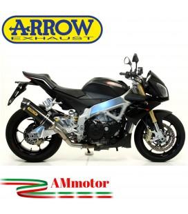 Arrow Aprilia Tuono V4R / V4R APRC 11 - 2015 Terminale Di Scarico Moto Marmitta Race-Tech Carbonio Omologato