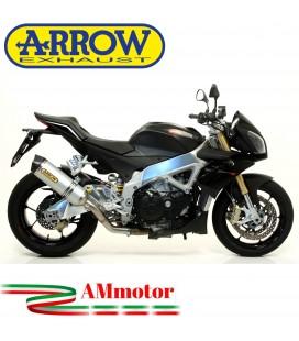 Arrow Aprilia Tuono V4R / V4R APRC 11 - 2015 Terminale Di Scarico Moto Marmitta Race-Tech Inox Omologato