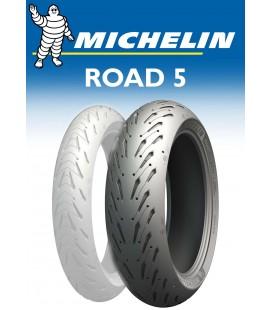 Road 5 120/70 + 190/55 Michelin Coppia Pneumatici Gomme Per Moto