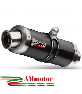 Mivv Yamaha Yzf R25 Terminale Di Scarico Marmitta Gp Black Inox Nero Moto Omologato