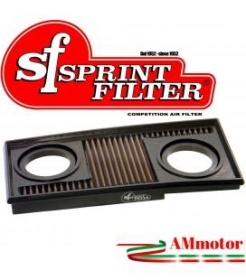 Filtro Aria Sportivo Moto Aprilia Dorsoduro 750 08 - 2016 Sprint Filter PM108S