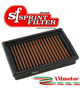 Filtro Aria Sportivo Moto Yamaha T-Max 500 08 - 2011 Sprint Filter PM44S Scooter