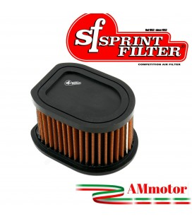 Filtro Aria Sportivo Moto Kawasaki Z 750 Abs 04 - 2012 Sprint Filter OM33S