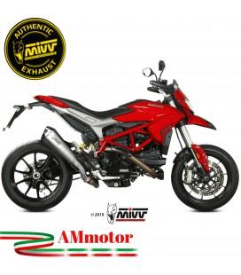 Mivv Ducati Hypermotard 939 16 - 2018 Terminale Di Scarico Moto Marmitta Delta Race Inox