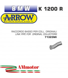 Raccordo Basso Bmw K 1200 R 05 - 2008 R Arrow Moto Per Collettori Originali