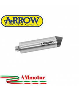 Arrow Bmw K 1200 S 05 - 2008 Terminale Di Scarico Moto Marmitta Race-Tech Titanio Omologato