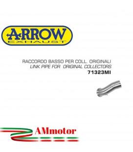 Raccordo Basso Bmw K 1200 S 05 - 2008 Arrow Moto Per Collettori Originali