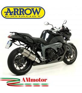 Arrow Bmw K 1300 R 09 - 2016 Terminale Di Scarico Moto Marmitta Race-Tech Titanio Omologato