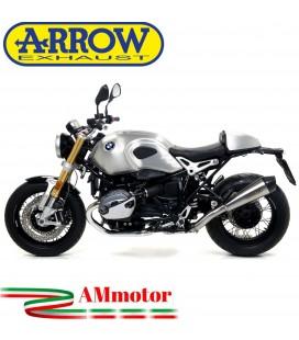 Arrow Bmw R Nine T 14 - 2019 Terminale Di Scarico Moto Marmitta X-Kone Omologato