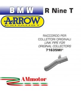 Raccordo Centrale Bmw R Nine T 14 - 2019 Per Scarico Moto Arrow