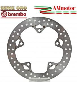 Disco Freno Posteriore Bmw R 1200 R 15 - 2018 Brembo Serie Oro Moto