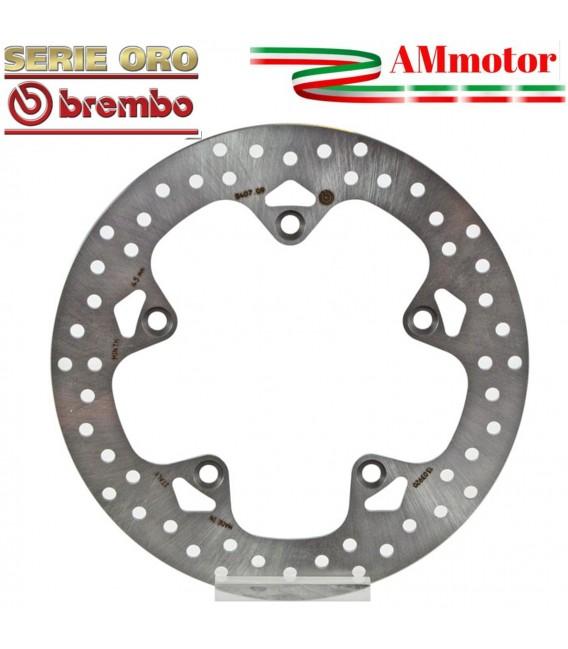 Disco Freno Posteriore Bmw R 1200 RT 14 - 2018 Brembo Serie Oro Moto