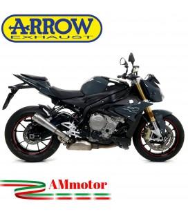 Arrow Bmw S 1000 R 17 - 2020 Terminale Di Scarico Moto Marmitta Pro-Race Nichrom Omologato