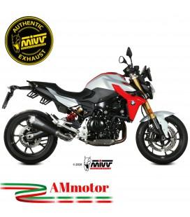 Mivv Bmw F 900 R Terminale Di Scarico Moto Marmitta Delta Race Black Omologato