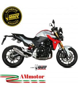 Mivv Bmw F 900 R Terminale Di Scarico Moto Marmitta Gp Pro Titanio Omologato