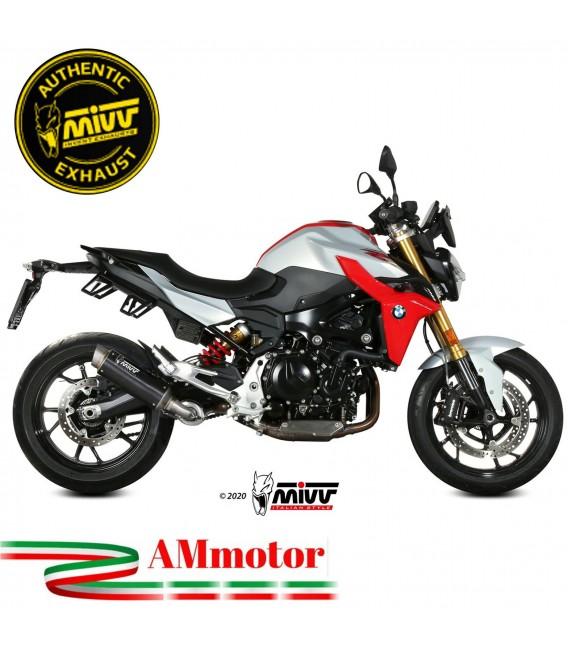 Mivv Bmw F 900 R Terminale Di Scarico Moto Marmitta Gp Pro Black Omologato