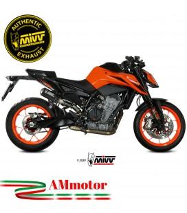 Mivv Ktm 790 Duke Terminale Di Scarico Moto Marmitta Mk3 Carbonio Racing
