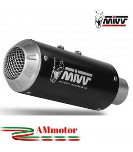 Mivv Ktm 790 Duke Terminale Di Scarico Moto Marmitta Mk3 Inox Nero Racing