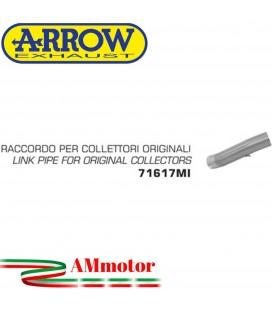 Raccordo Scarico Bmw S 1000 RR 15 - 2016 Arrow Moto Per Collettori Originali