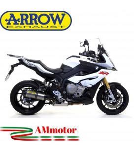 Arrow Bmw S 1000 XR 15 - 2019 Terminale Di Scarico Moto Marmitta Race-Tech Titanio Omologato
