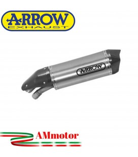 Arrow Bmw S 1000 XR 15 - 2019 Terminale Di Scarico Moto Marmitta Race-Tech Alluminio Omologato