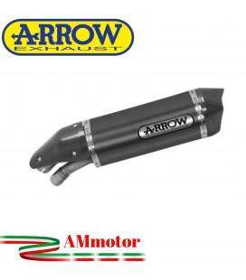 Arrow Bmw S 1000 XR 15 - 2019 Terminale Di Scarico Moto Marmitta Race-Tech Alluminio Dark Omologato