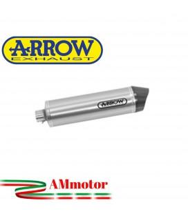 Arrow Bmw G 650 GS Sertao 12 - 2014 Terminale Di Scarico Moto Marmitta Race-Tech Alluminio Omologato