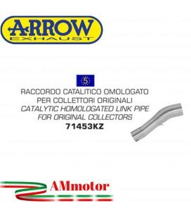 Raccordo Catalitico Bmw G 650 GS Sertao 12 - 2014 Arrow Moto Per Collettori Originali Omologato