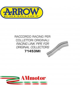 Raccordo Racing Bmw G 650 GS Sertao 12 - 2014 Arrow Moto Per Collettori Originali