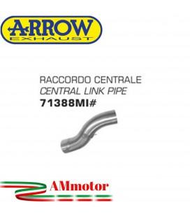 Raccordo Centrale Bmw R 1200 GS / Adventure 06 - 2009 Arrow Moto Per Collettori Originali