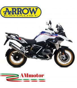 Arrow Bmw R 1250 GS 19 - 2020 Terminale Di Scarico Moto Marmitta Maxi Race-Tech Titanio Omologato
