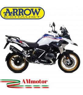 Arrow Bmw R 1250 GS 19 - 2020 Terminale Di Scarico Moto Marmitta Maxi Race-Tech Alluminio Dark Omologato