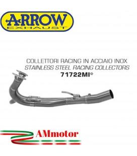 Bmw R 1250 GS 19 - 2020 Arrow Moto Collettori Di Scarico Racing In Acciaio