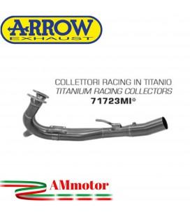 Bmw R 1250 GS 19 - 2020 Arrow Moto Collettori Di Scarico Racing In Titanio