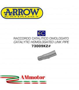 Raccordo Catalitico Bmw C 650 Sport 16 - 2020 Arrow Moto Per Collettori Omologato