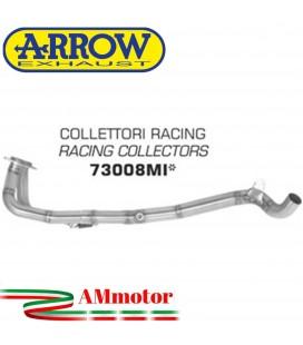 Bmw C 650 Sport 16 - 2020 Arrow Moto Collettori Di Scarico Racing In Acciaio
