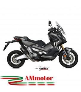 Mivv Honda X-Adv 750 Terminale Di Scarico Marmitta Gp Pro Carbonio Moto Scooter Omologato
