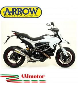 Arrow Ducati Hypermotard / Hyperstrada 821 13 - 2015 Terminale Di Scarico Moto Marmitta X-Kone