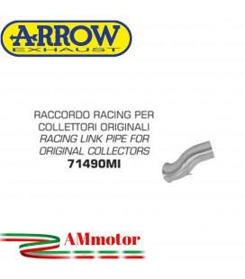 Raccordo Racing Ducati Hypermotard / Hyperstrada 821 13 - 2015 Arrow Moto Per Collettori