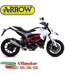 Arrow Ducati Hypermotard / Hyperstrada 939 16 - 2018 Terminale Di Scarico Moto Marmitta X-Kone
