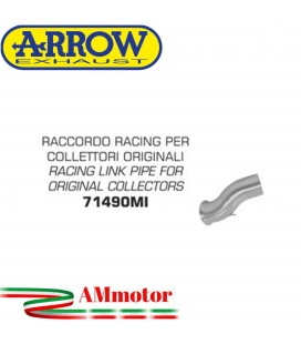 Raccordo Racing Ducati Hypermotard / Hyperstrada 939 16 - 2018 Arrow Moto Per Collettori