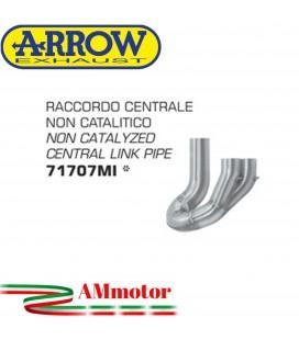 Raccordo Centrale Ducati Hypermotard 950 / 950 SP 19 - 2020 Arrow Moto Elimina Catalizzatore Racing