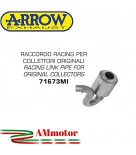 Raccordo Racing Ducati Monster 797 17 - 2018 Arrow Moto Per Collettori