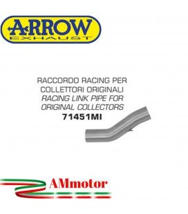 Raccordo Racing Ducati Monster 821 14 - 2017 Arrow Moto Per Collettori