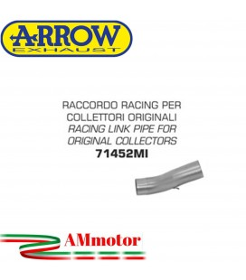 Raccordo Racing Ducati Monster 1100 Evo 11 - 2013 Arrow Moto Per Collettori